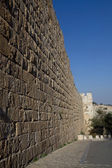 City wall of old Jerusalem — Stock Photo