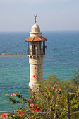 Minaret In Jaffa (Tel Aviv) — Stock Photo