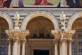 すべての国エルサレムの教会のファサード — ストック写真