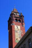 Town Hall, Basel — Stock Photo