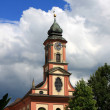 St. Marien church, Mainau — Stock Photo