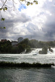 Rýnské vodopády — Stock fotografie