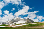 Paisaje de montaña — Foto de Stock