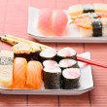 Sushi — Stock Photo #5858043