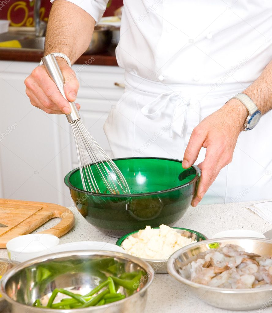 how to become a professional chef