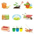 Stock Vector: Universal icons