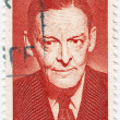 Stock Photo: Thomas Stearns Eliot