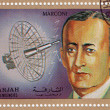 Guglielmo Marconi Italian inventor — Stock Photo