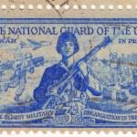 Постер, плакат: USA The National Guard