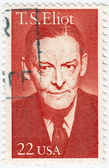 Thomas Stearns Eliot — Stock Photo