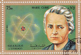 Marie Curie — Stock Photo