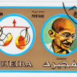 Mohandas Gandhi — Stock Photo