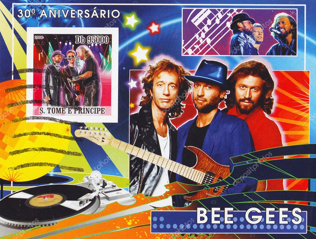 Bee Gees  Stock Editorial Photography