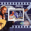 Stock Photo: Sting famous singer