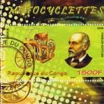 Постер, плакат: Gottlieb Daimler german engineer