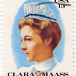 Clara Maass, a nurse - Stockfoto