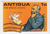 Alfred Nobel — Foto de Stock
