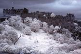Edinburgh Castle, Scotland, GB — Stock Photo