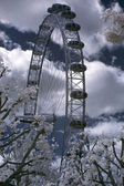 London eye, GB — Stock Photo