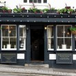 Stock Photo: Exterior shot of a classic old Pub in London, UK