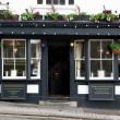 Stock Photo: Exterior shot of classic old Pub in London, UK
