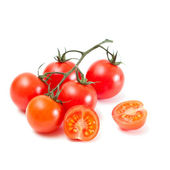 Fresh tomatoes. — Stock Photo