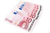 10 euros 2 — Stock Photo