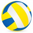 Volleyball ball — Stock Vector #5803236