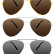 Sunglasses — Stock Vector