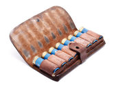 Vintage Ammunition Belt — Stock Photo