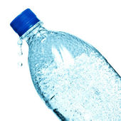 Bottle Of Mineral Water — Stock Photo