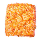 Bread Loaf With Sesame — Foto Stock
