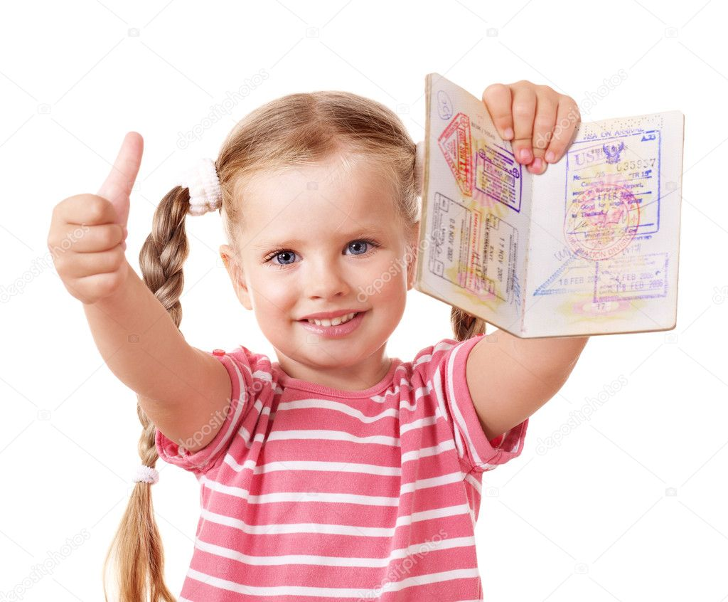 Нужны ли фото детей в загранпаспорт