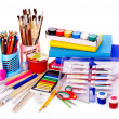 Back to school supplies. — Stock Photo #5908668