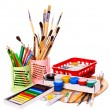 Office supplies. — Stock Photo #6140866