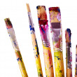 Close up of art utensils. — Stock Photo #6141010