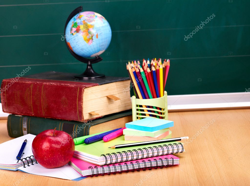 Школьные рисунки и фото