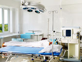 Interior of operating room. — Stock Photo