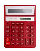 Calculator — Stock Photo