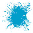 Vector de stock : Blue blob