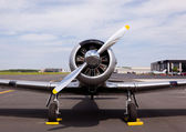 美国在 6 德州飞机 — 图库照片