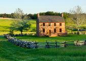 Old Stone House Manassas Battlefield — Stock Photo