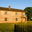 Benjamin Chinn House at Manassas Battlefield — Stockfoto