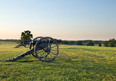 Cannons at Manassas Battlefield — Stock Photo