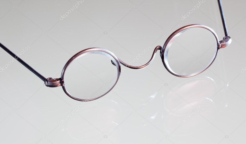 Reading Glasses Old Fashioned
