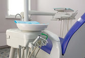 A closeup shot of dental tools — Stock Photo