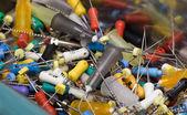 Zahnärztliche instrumente — Stockfoto