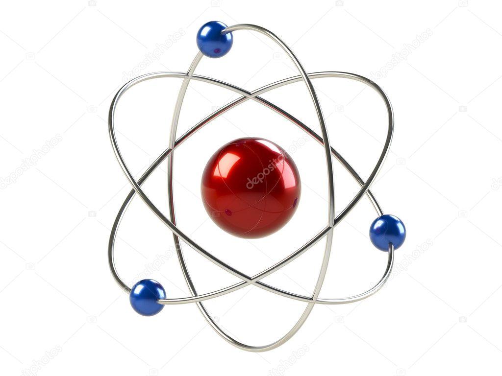 Как сделать своими руками модель атома