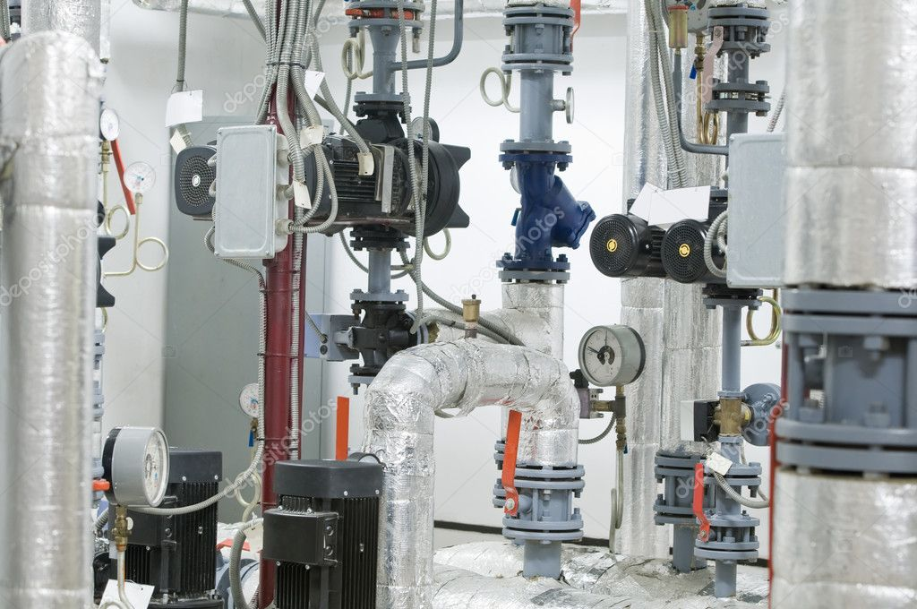категория производства газовой котельной