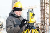 職場での測量 — ストック写真